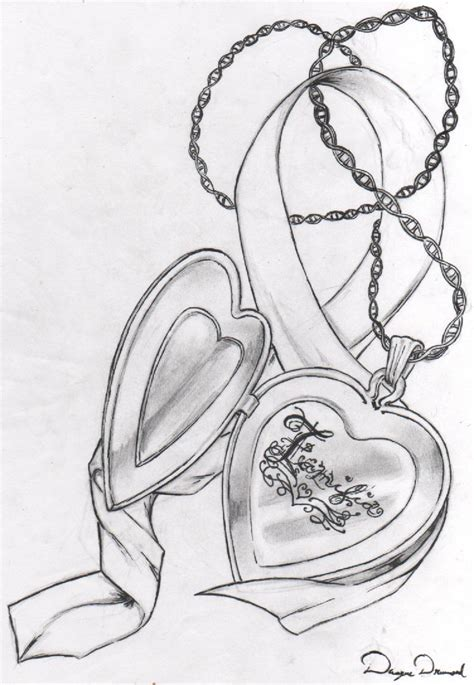 open locket tattoo designs zaidy s by dablackspirit on deviantart