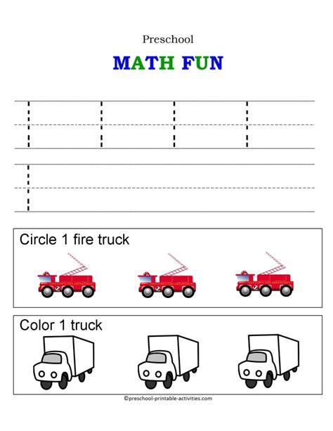 fun printable numbers 1 10 number worksheets