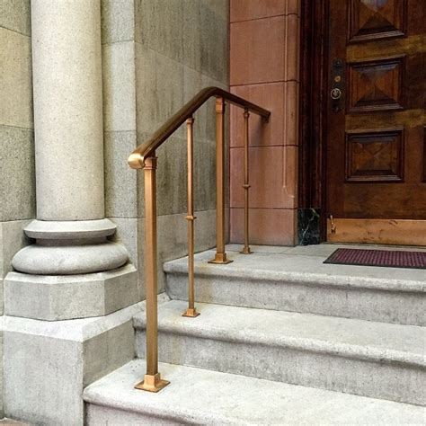 Bronze Handrails fabricated bronze handrails keicher metal arts