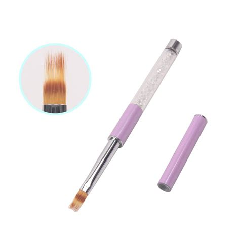 Ombre Pro Nail Brush prettydiva nail brush dual tipped ombre nail sponge brush for diy gradient