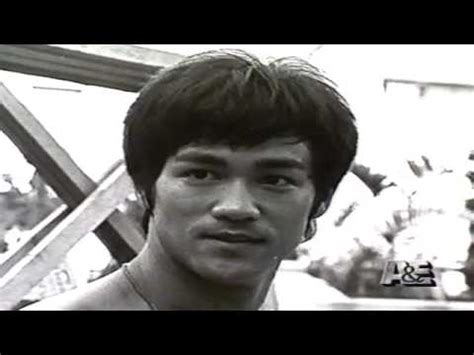 bruce lee history biography bruce lee biography youtube