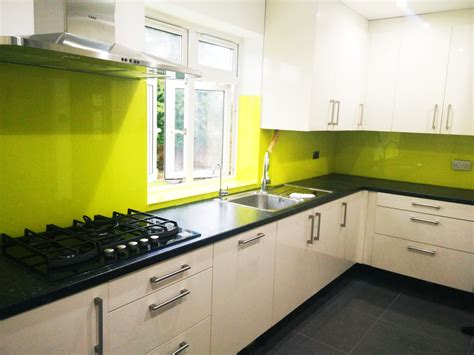 yellow kitchen splashback glass splashbacks for kitchens and interiors 20 winter