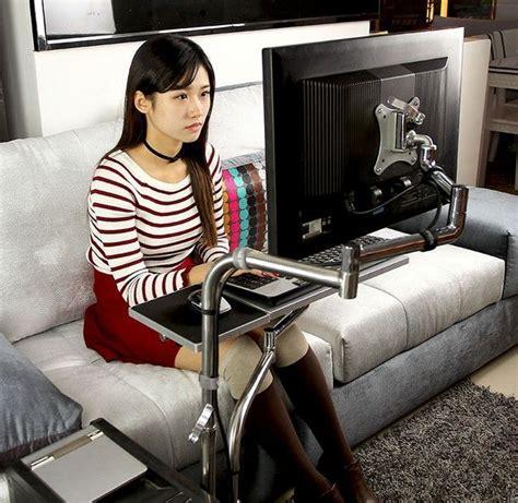 Futon Sofa Selber Bauen by Best 25 H 246 Henverstellbarer Schreibtisch Ideas On