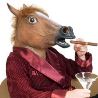 maschera testa di cavallo enjoymedia ch