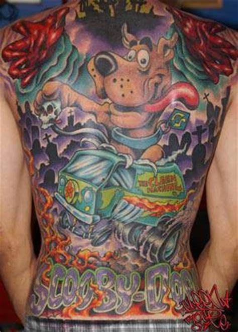 chrome gypsy tattoo 40 best images about now that s a scooby doo on
