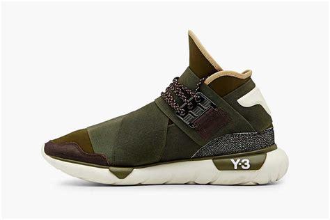 Adidas Y3 Yohji Yamamoto Qasa High y 3 qasa high quot khaki quot by yohji yamamoto for adidas