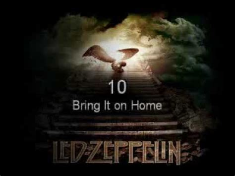 top 10 led zeppelin songs lyrics