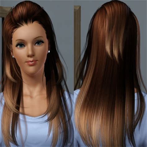 ombre hair by metzemaus the exchange community the