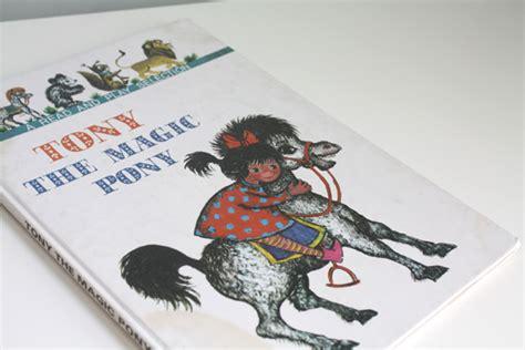 tony the pony books vintage 171 thelongthread