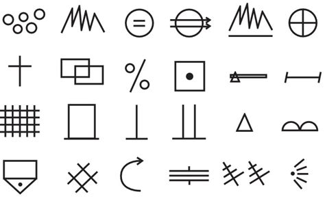 Symbole Und Ihre Bedeutung 5486 by Gaunerzinken Und Ihre Bedeutung Die Geheimsymbole Der