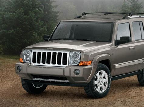 Jeep Commander Size Jeep Commander 4 High Quality Jeep Commander Pictures