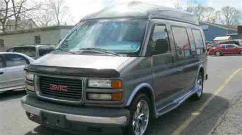 car repair manuals online pdf 1998 gmc savana 2500 auto manual service manual 1998 gmc savana 1500 removal find used 1998 gmc savana 1500 regency custom