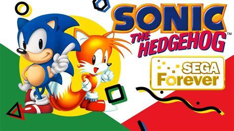 Forever In 1 sega forever sonic 1 as sonic tails