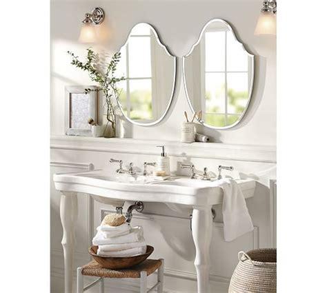 Cute Mirror for Cooper's bathroom   Piper Frameless
