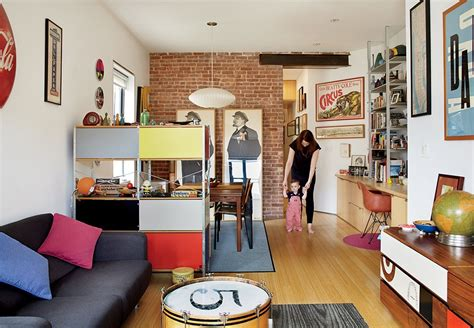 Bibliotheque Industrielle 704 by Photo 5 Of 12 In Bright Renovation Of A Tiny Manhattan