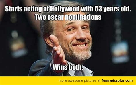 Funny Pictures For Memes - christoph waltz memes funny pictures
