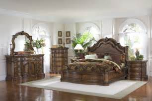 Mathis Brothers Bedroom Furniture pulaski san mateo king bedroom set mathis brothers furniture