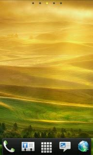 themes for android wap download htc yellow green field for android theme htc