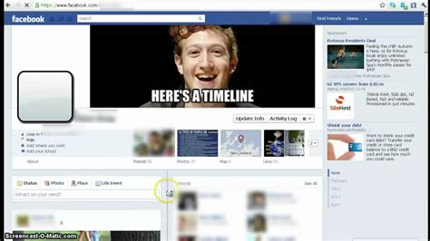 how to view full version of facebook on iphone how to remove facebook timeline full version youtube
