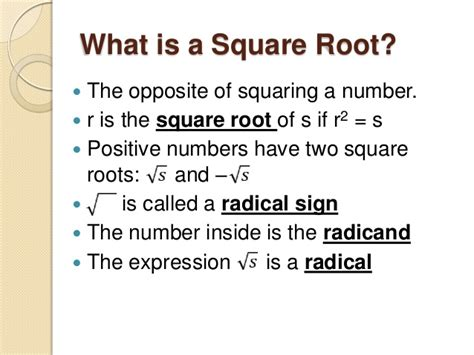 what is the square root of 1000 5 3 solving quadratics by finding square roots
