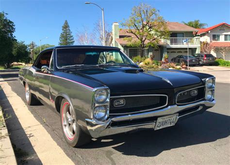 how cars work for dummies 1966 pontiac gto on board diagnostic system 1966 pontiac gto 4 speed for sale on bat auctions sold for 24 750 on april 20 2018 lot