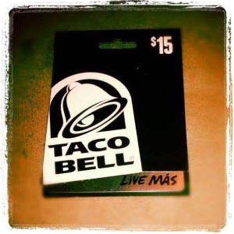 Taco Bell Gift Card Free - giveaway 20 tacobell gift card gay nyc dad
