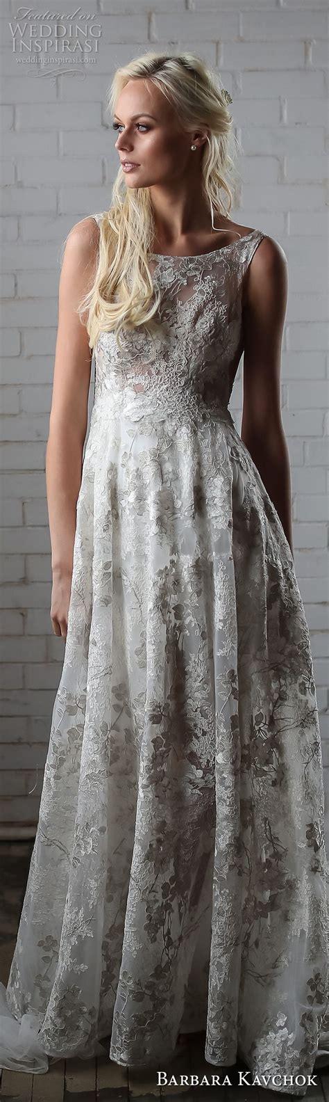 Dress Barbera barbara kavchok 2018 wedding dresses wedding