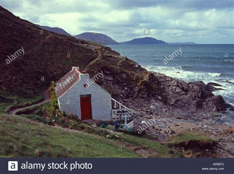 niarbyl cottage by the sea evening light film location