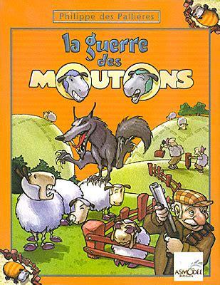 Asmodee Des Pallieres la guerre des moutons