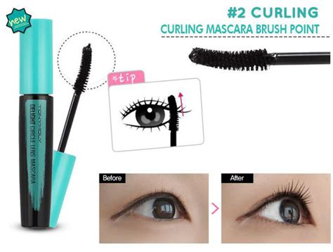 Tony Moly Circle Lens Mascara review delight circle lens mascara tonymoly oh my