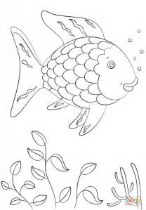 rainbow fish coloring page rainbow fish coloring page free printable coloring pages