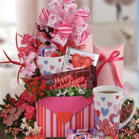 gift baskets for valentines how to make s day gift baskets infobarrel