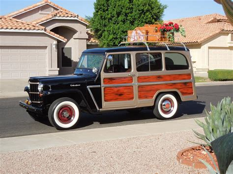 1964 Willys Jeep Station Wagon 138136