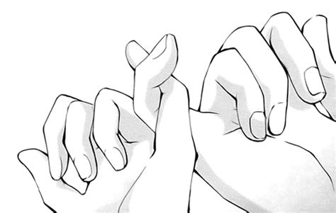 Pinky Promise Drawing Tumblr