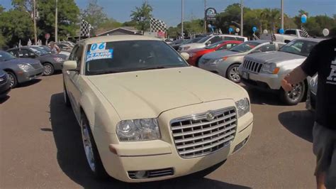 2006 chrysler 300 touring reviews autoline s 2006 chrysler 300 touring walk around review