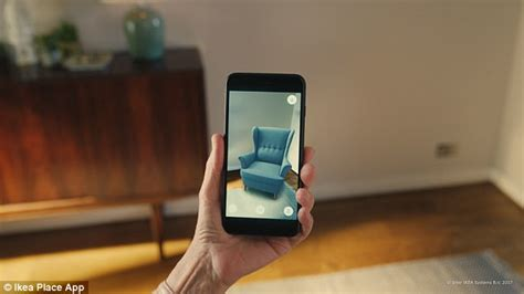 a room app ikea s ar smartphone app lets you virtually test furniture daily mail