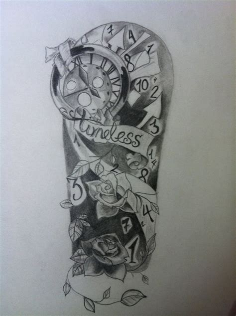 the gallery for gt half sleeve tattoos timeless