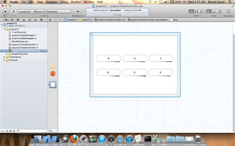 xcode change layout iphone changing layout for two orientations for a view