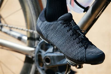 bike commuting shoes new giro knit cycling shoes step onto the tarmac trail