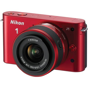 nikon mirrorless digital nikon 1 j1 mirrorless digital with 10 30mm vr zoom