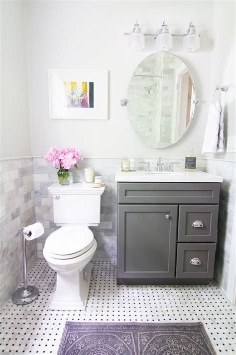 Inexpensive Bathroom Decorating Ideas by The Easiest And Cheapest Bathroom Updates That Work