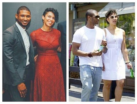 tameka foster dating 2015 usher has become engaged to business partner grace miguel