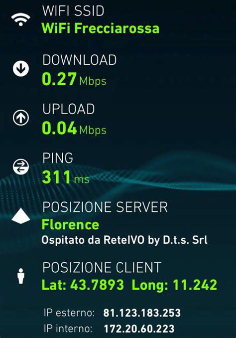 test connessione wifi la connessione wifi sul frecciarossa time is what you