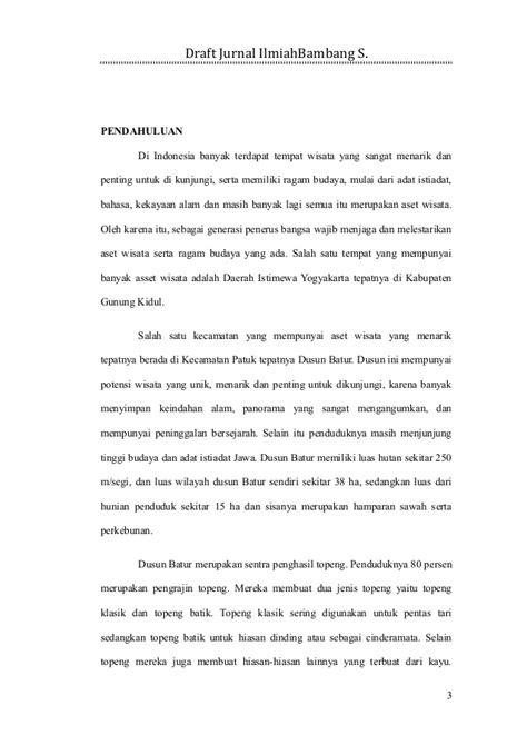 format penulisan jurnal skripsi gunadarma contoh jurnal penulisan ilmiah gunadarma loker spot