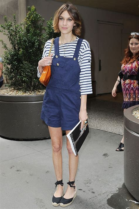 Tracy Overall Skirt Mn 023 Chung Again 10 Wearing Dungarees