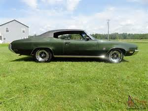 1971 Buick Gs 1971 Buick Gs 455 Numbers Matching 73 000