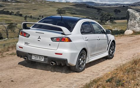 2018 Mitsubishi Lancer Evolution Final Edition Carsautodrive