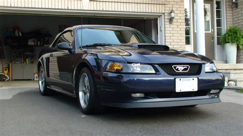 2002 ford mustang convertible for sale 2002 ford mustang gt convertible 15 000 canadian