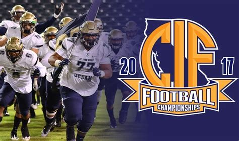 cif southern section football rules 2017 cif regional football chionship bowl games
