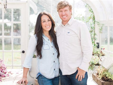 chip and joanna gaines facebook stars of hgtv s fixer upper debate the importance of a